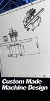 Custom Made Machine Design Other Services