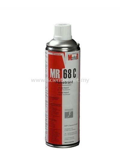 MR 68C Penetrant Red And Fluorescent