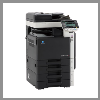 Konica Minolta C280 Photocopy Machine