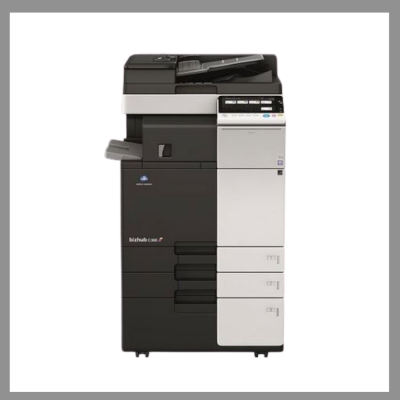Konica Minolta C454e Photocopy Machine