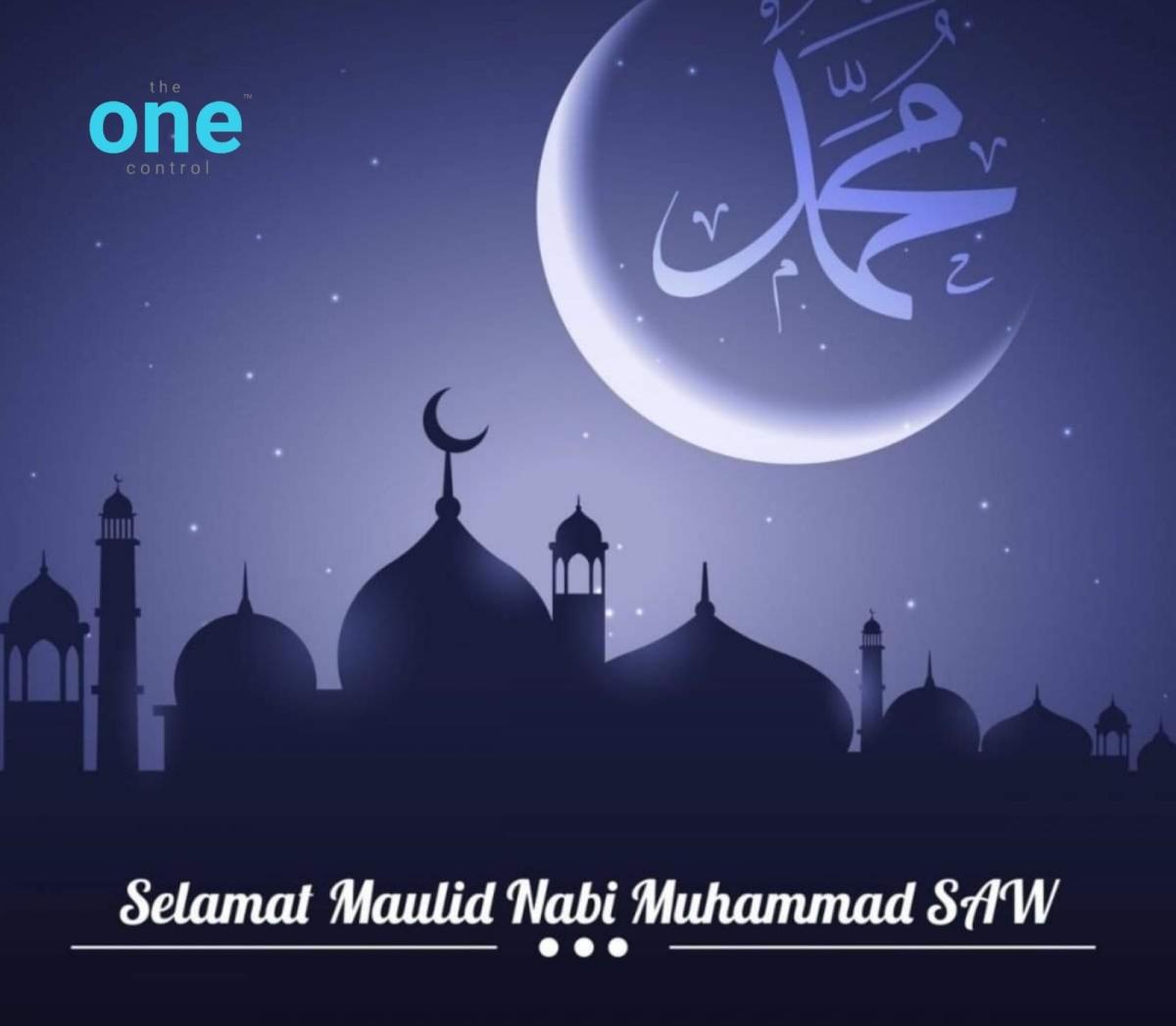 Happy Prophet Muhammad's Birthday