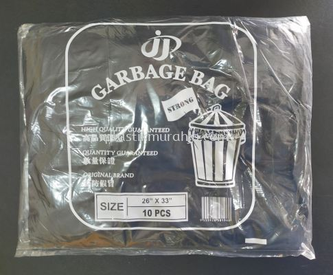 26x33 JP Thick Garbage Bag