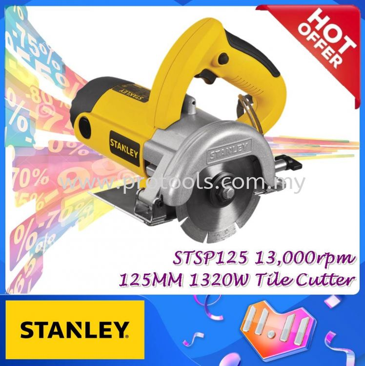 STSP125 STANLEY HIGH POWER TILE CUTTER【 STSP 】