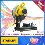 "SSC22 2200W TRADESMAN CHOPSAW 14"" 355MM 【FOR WOOD WORK】【FAST DELIVERY】【 SSC】【 SSC 22 】"