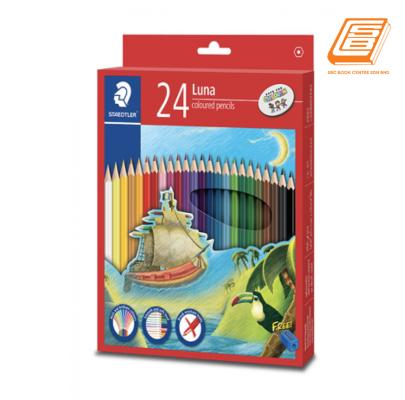 Stadtler - 24 Luna Coloured Pencils - (136C24)