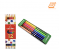 Colleen - 12 Neon Colours pencil - (No 775N)