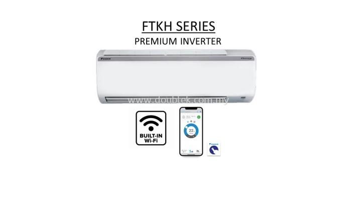 FTKH28A/RKU28F-3WMY-LF (1.0HP R32 INVERTER)