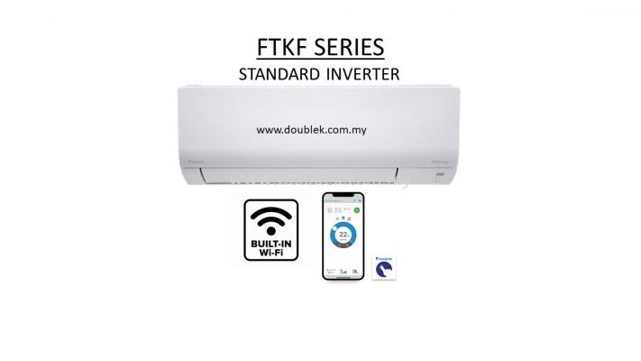 FTKF25A/RKF25A-3WMY-LF (1.0HP R32 INVERTER)