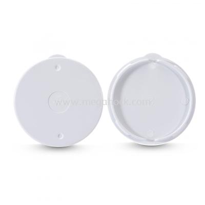 Circular Protector Cover (Clip) (White)