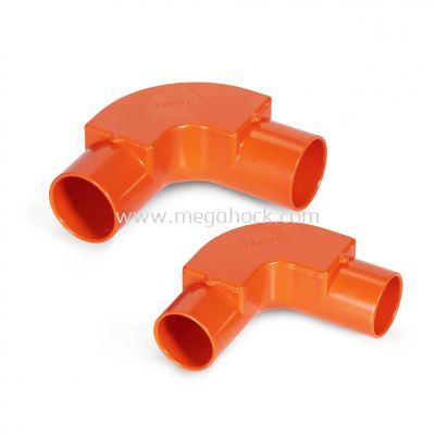 Inspection Elbow (Orange)