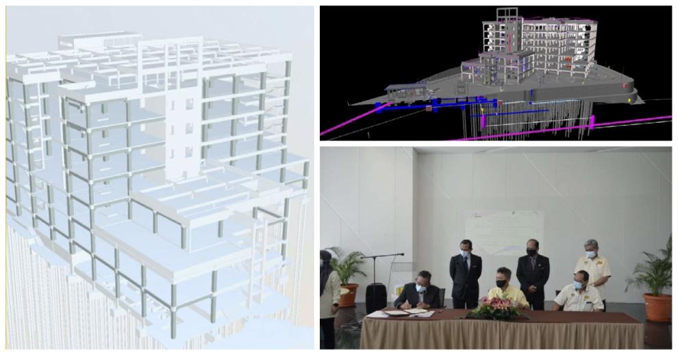 MTCEC as C&S Engineering Consultant for Pusat Pendaftaran Rekod Negara