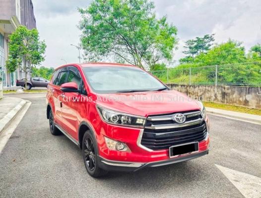 2019 Toyota Innova 2.0 X Spec