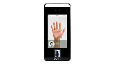 SmartAC1 Series. ZKTeco Face & Palm Verification and Fever Detection Terminal