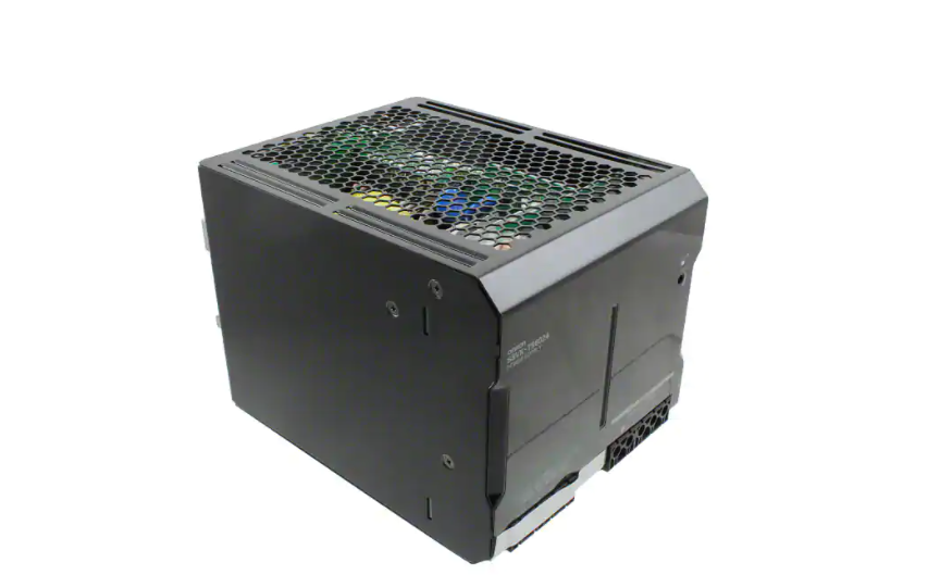 Omron S8VK-T Worldwide 3-phase Power Supply Resistant in tough environments Easy and fast installation The
