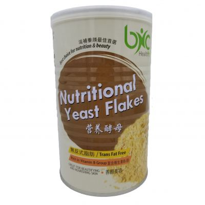 BNC NUTRITIONAL YEAST FLAKES 200G/CAN ����Ӫ����ĸ