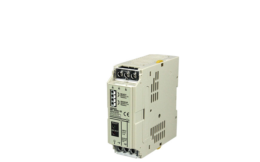 Omron S8T-DCBU-02  Prevents Equipment Stoppage, Data Loss,and Other Problems Resulting from Momentary Powe