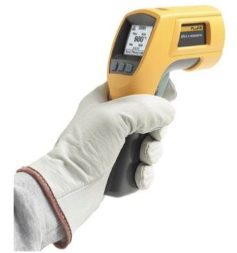 FLUKE 572-2 HIGH TEMPERATURE INFRARED THERMOMETER  ( -30��C to 900��C )