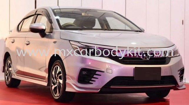 HONDA CITY 2020 MODULO BODYKIT  CITY 2020 HONDA