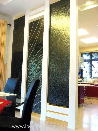 Partition Glass Dividers