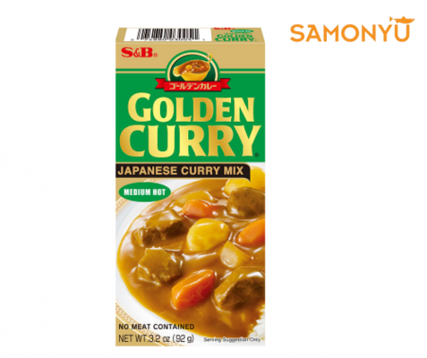 Japanese Curry Mix 92gm - Medium Hot