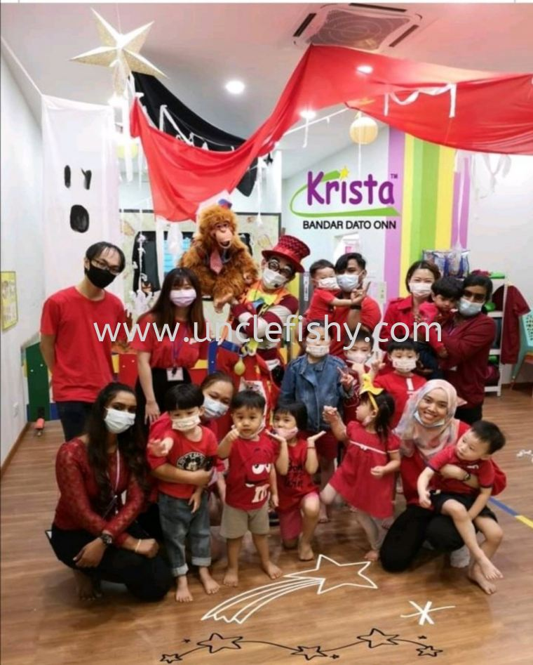 Kindergarten Krista Bandar Dato Onn