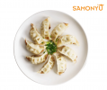 Chicken Gyoza 鸡肉饺子 (12-13pc /pkt) *Recommend* RM 9.90 Only