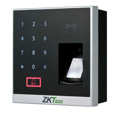 X8-BT. ZKTeco Bluetooth Access Control Terminal. #AIASIA Connect
