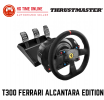 Thrustmaster T300 Ferrari Alcantara Edition Racing Wheels Thrustmaster Peripherals