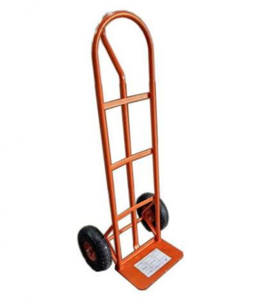 P SHAPE 2 WHEELS TROLLEY