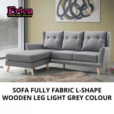 SOFA FABRIC L-SHAPE