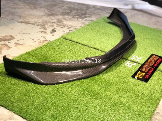 2013 2014 2015 2016 suzuki swift zc32s front lip diffuser greddy carbon fiber material brand new set