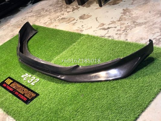 2013 2014 2015 2016 suzuki swift zc32s front lip diffuser greddy style carbon fiber material brand new set