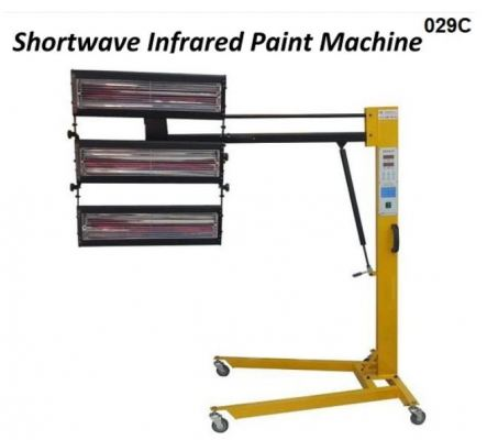 Shortwave Infrared Paint Machine