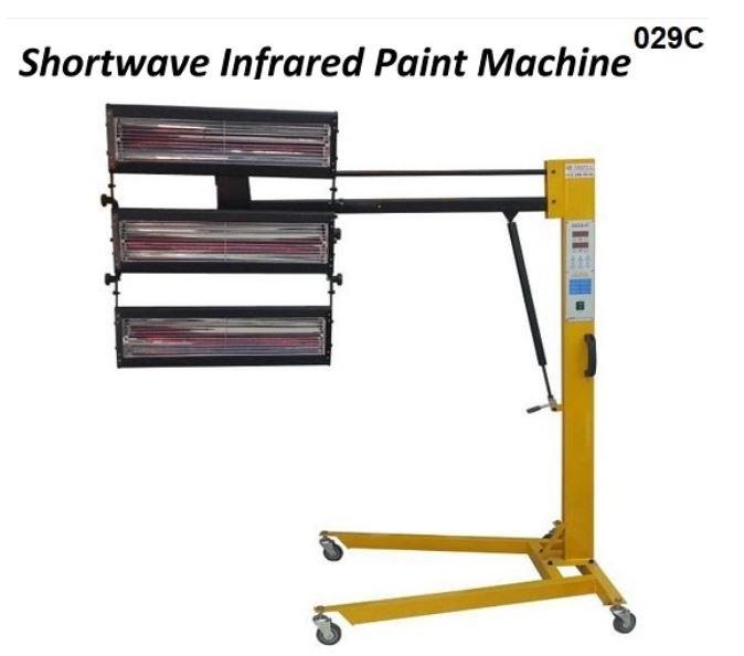 Shortwave Infrared Paint Machine Paint Machine