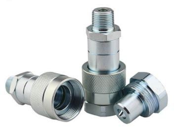 700BAR (10000 PSI) HYDRAULIC COUPLING (POPPET VALVE)