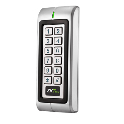 DF-V1/DF-H1. ZKTeco Metal Case & Weatherproof Keypad Access Controller. #AIASIA Connect