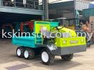 YANMAR C12W WHEEL DUMPER Yanmar Drum Truck Dumper
