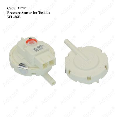 (Out of Stock) Code: 31786 Pressure Sensor for Toshiba WL-86B