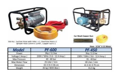 Industrial High Pressure Cleaner High Pressure Cleaner Cleaning Machinery