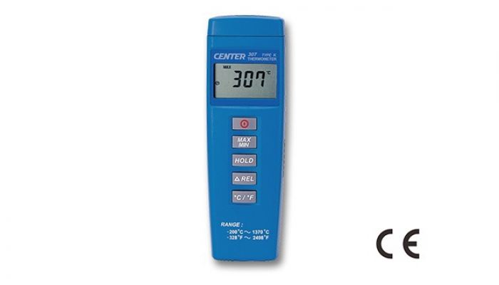 CENTER 307 THERMOMETER COMPACT SIZE, ECONOMY