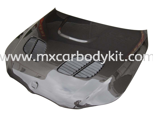 BMW 5 SERIES E60 GTR STYLE CARBON FRONT BONNET HOOD E60 (5 SERIES) BMW