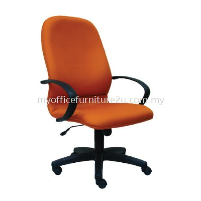 D281H Vari Director Chair Pu Leather