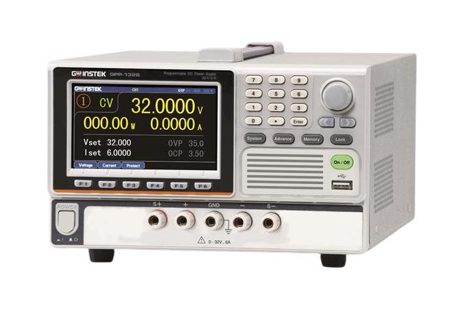 GW INSTEK GPP - Series Multi-Output Programmable D.C. Power Supply