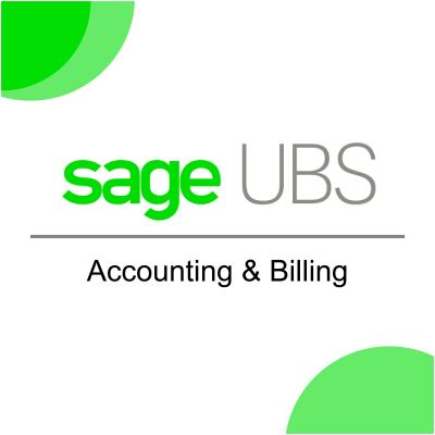 Advanced Sage UBS Accounting & Billing