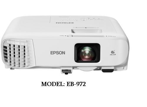 Epson Projector (Model: EB-927) PROJECTOR
