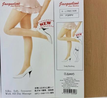 1039-1 Jacqueline Nylon Long Stocking