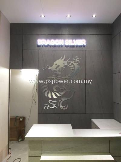 Acrylic Signage Laser Cutting