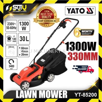YATO YT-85200 / YT85200 / YT 85200 1300W 33CM LAWN MOWER c/w 10m Cable