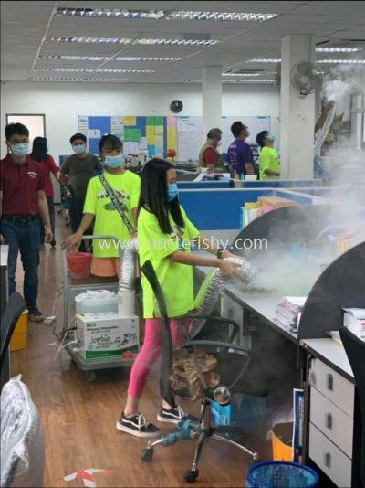 Covid-19 Disinfection Services in Johor Bahru