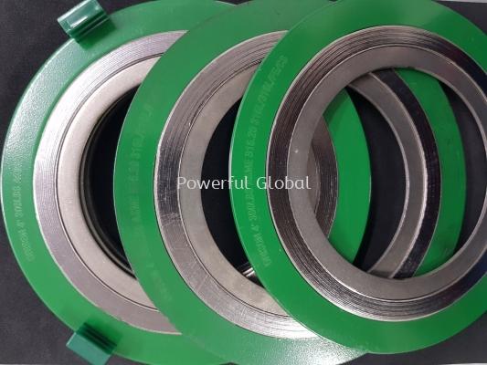 ORISON Spiral Wound Gasket 4Inc 300 LBS